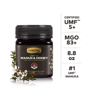 マヌカハニー UMF 5+ 250g manuka honey (MGO83-262) コンビタ ニュージーランド産 kizashi