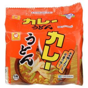 マルちゃん カレーうどん 甘口 5食 kizashi