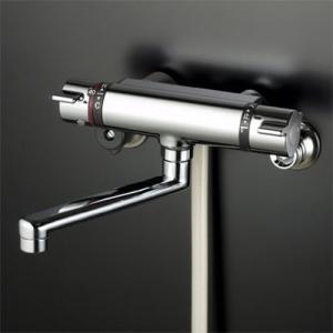 KVK サーモスタット式シャワー混合水栓 寒冷地用 KF800WT|kizashi