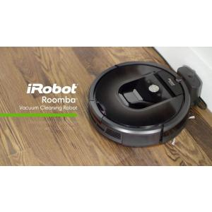 iROBOT ロボットクリーナー ルンバ980 R980060 ブラック系 R980060 kizashi