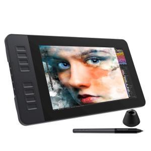 GAOMON液タブPD1161 11.6インチIPS HDデジタルイラスト液晶ペンタブレット 傾き検...