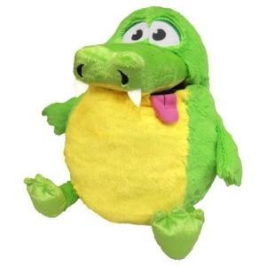 ・Tummy Stuffers Green Gator Plush Toy