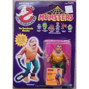 ・The Quasimodo Monster Action Figure - The Real Gh...