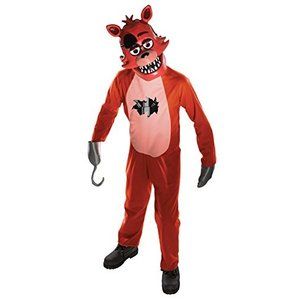medium 5 7 years multi colored rubie s costume kids five nights