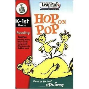 First Grade LeapPad Book: Dr. Seuss Hop on Pop