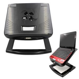 パソコン スタンド クーラー 冷却ファン < 送料無料 > パソコン冷却台 ラップトップ クーラー ...