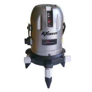 【LV-551】 《KJK》 アックスブレーン レーザーマン 高輝度レーザー墨出し器 ωο0|kjk