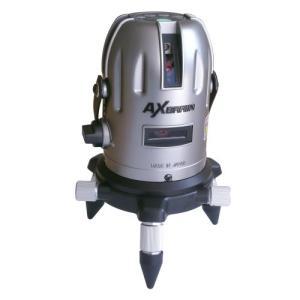 【LV-651】 《KJK》 アックスブレーン レーザーマン 高輝度レーザー墨出し器 ωο0|kjk