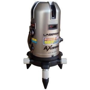 【LV-851】 《KJK》 アックスブレーン レーザーマン 高輝度レーザー墨出し器 ωο0|kjk