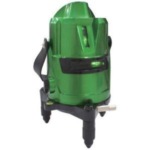 【LV-21G】 《KJK》 アックスブレーン 受光器対応高輝度グリーンレーザー墨出し器 ωο0|kjk