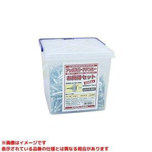 【AX412-BOX】 《KJK》 アックスブレーン ボードアンカーオ買イ得セット400本入 ωο0|kjk