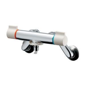 【127-110】 《KJK》 カクダイ 洗濯機用混合栓(ストッパーツキ) ωσ0|kjk
