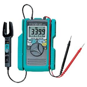 【MODEL2001】 《KJK》 共立電気計器 クランプ付ポケットテスタΦ10(キューメイト) ωο0|kjk