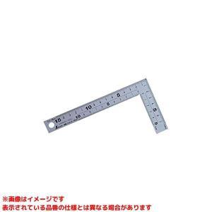 【10424】 《KJK》 シンワ測定 シルバー曲尺150mm厚手広巾赤数字 建築・鉄工用 ωο0|kjk