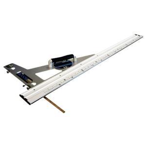 【77374】 《KJK》 シンワ測定 丸ノコカッター定規1 200mm ωο0|kjk