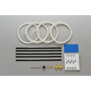 品名コード: 25-9558 商品名: 壁貫通セット(2回路) 型式名: カベカンツウセツト5.5(...
