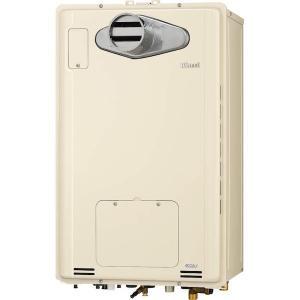 RUFH-TE2405SAT セール品 正規品 《KJK》 リンナイ ガスふろ給湯暖房熱源機 24号 PS扉内設置型 前排気 オート エコジョーズ 集合住宅取替用 ωα0