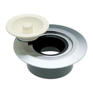 【4255】 《KJK》 カクダイ 洗濯排水口(ゴムホルダーツキ) 50 ωσ0|kjk