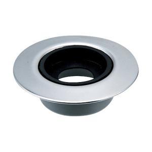 【4259】 《KJK》 カクダイ 洗濯排水口(ステンレス) 50 ωσ0|kjk