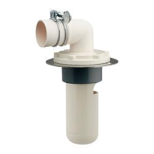 【426-020-50】 《KJK》 カクダイ 洗濯機用排水トラップ ωσ0|kjk