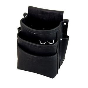 【KB-301DDSP】 《KJK》 ニックス 総グローブ革仕上腰袋フチ/総グローブ革テープ巻 ωο0|kjk