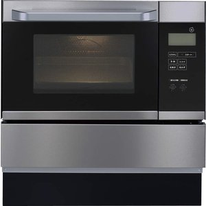 【RBR-S14C-ST】 《KJK》 リンナイ システムキッチン用ガス高速オーブン RBR-S14C [47-9105] ωα1|kjk