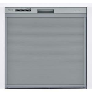 <title>RKW-C402C-SV 《KJK》 リンナイ 食器洗い乾燥機 標準スライドオープンタイプ 幅45cm シルバー ωα1 選択</title>