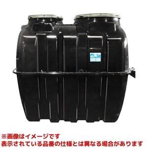 ●埋設型 ●前処理槽付・活性炭なし ●雨水100管(排水口100) ●フロートスイッチなし