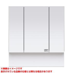 【GQC90C3SPZM】 《KJK》 パナソニック 洗面化粧台 シーライン ミラーキャビネット 900mm幅 木製3面鏡(高さ1810mm幅対応) ミドルパネル ωκ0|kjk