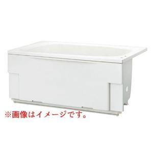 【HK-1471A1-1LA-M-WH】 《KJK》 ハウステック 浅型浴槽 HKシリーズ 一方全エプロン簡単脱着 ωα1|kjk