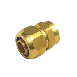 【OK333 13】 《KJK》 オーミヤ BS継手 ポリ管継手メスジョイント 黄銅製 サイズ13水道用、13一般用 ωξ0|kjk