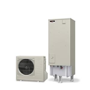 【SRT-N374】 《KJK》 三菱電機 エコキュート Aシリーズ 370L 角型 一般地 給湯専用 ωτ0|kjk