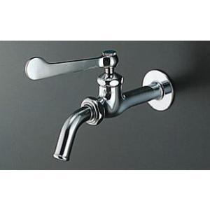 【T200BSQF13】 《KJK》 TOTO 水栓 ホーム水栓(吐水口回転) レバー式ホーム水栓 ωγ0|kjk