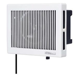 【V-13BS6】 《KJK》 三菱電機 浴室用換気扇 (V-13BS5後継機種)風圧式シャッター スイッチ付(引きひも式) ωβ0|kjk