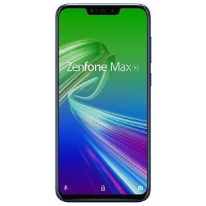 ASUS TeK ZB633KL-BL64S4 ZenFone Max (M2) ストレージ64GB...