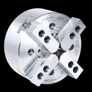 パワーチャック  SAMCHULLY製品  四爪 大貫通穴中空型 モデル:MHF−208|kkanomachine