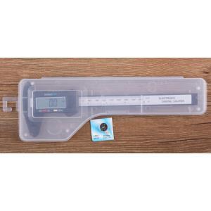 見やすい液晶デジタル表示に、ゼロ点セット機能!  外径、内径、段差、深さの測定にお使いください。