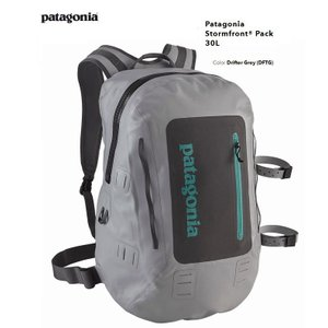 パタゴニア ストームフロントパック30L フライフィッシング Patagonia StormfrontPack