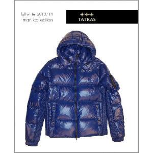 セール TATRAS タトラス KRAZ クラーズ blue ブルー 国内正規品 ダウンジャケット kkp