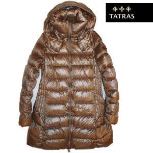 セール TATRAS タトラス BABILA mocha モカ 国内正規品 ダウンジャケット kkp
