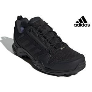 アディダス adidas BC0516 TERREX AX3 GTX スニーカー トレッキングシューズ メンズ 紳士 靴 GORE-TEX コアブラック/コアブラック|kksimple