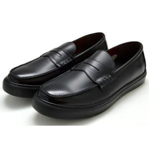 送料無料 [北海道、沖縄除く] ローファー ビジネスシューズ メンズ 紳士 靴 レザー トラッド ブラック 黒 239-32-0119 239-32-0118|kksimple
