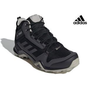 送料無料 アディダス adidas EF3365 TERREX AX3 MID GTX W スニーカー トレッキングシューズ レディース 婦人 靴 GORE-TEX コアブラック/Dヘザー|kksimple