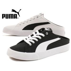 プーマ PUMA 371318 BARI MULE クロッグサンダル スニーカー メンズ レディース キッズ 紳士 婦人 子供 01 ブラック/ホワイト 02 ホワイト/ブラック 靴|kksimple