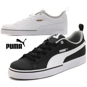 プーマ PUMA 373633 BREAK POINT VULC BG スニーカー レディース 婦人 04 ブラック/ブラック 02 ホワイト/ホワイト 03 ホワイト/ブラック 靴|kksimple