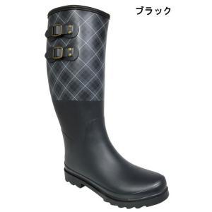 a.v.v レインブーツ ロング レディース 婦人 靴 長靴 ブラック ダークブラウン ネービー 4054|kksimple