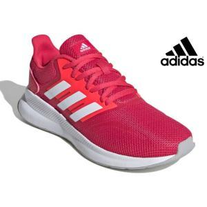 アディダス adidas FALCONRUN W スニーカー ランニングシューズ レディース 婦人 靴 FW5145 パワーピンク/ホワイト FW5159 パープル/オレンジ セール SALE|kksimple