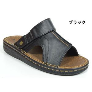 ダンロップ DUNLOP DCS60 コンフォートサンダル オフィスサンダル 2WAY メンズ 紳士 ブラック ブラウン 靴|kksimple