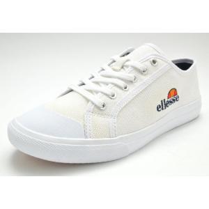 エレッセ ellesse V-CU770 レディース スニーカー 婦人 ホワイト ネイビー 靴