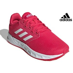 アディダス adidas FX3750 SHOWTHEWAY W スニーカー ランニングシューズ ジョギングシューズ レディース 婦人 靴 パワーピンク/フットウェアホワイト|kksimple